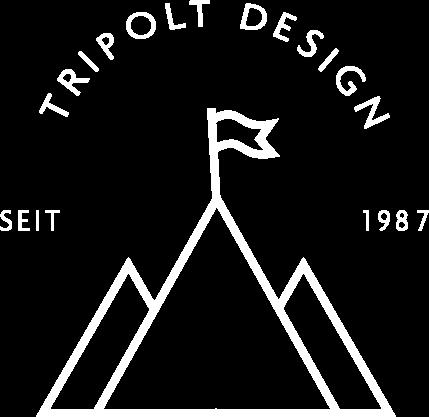 Tripolt Design Logo Footer
