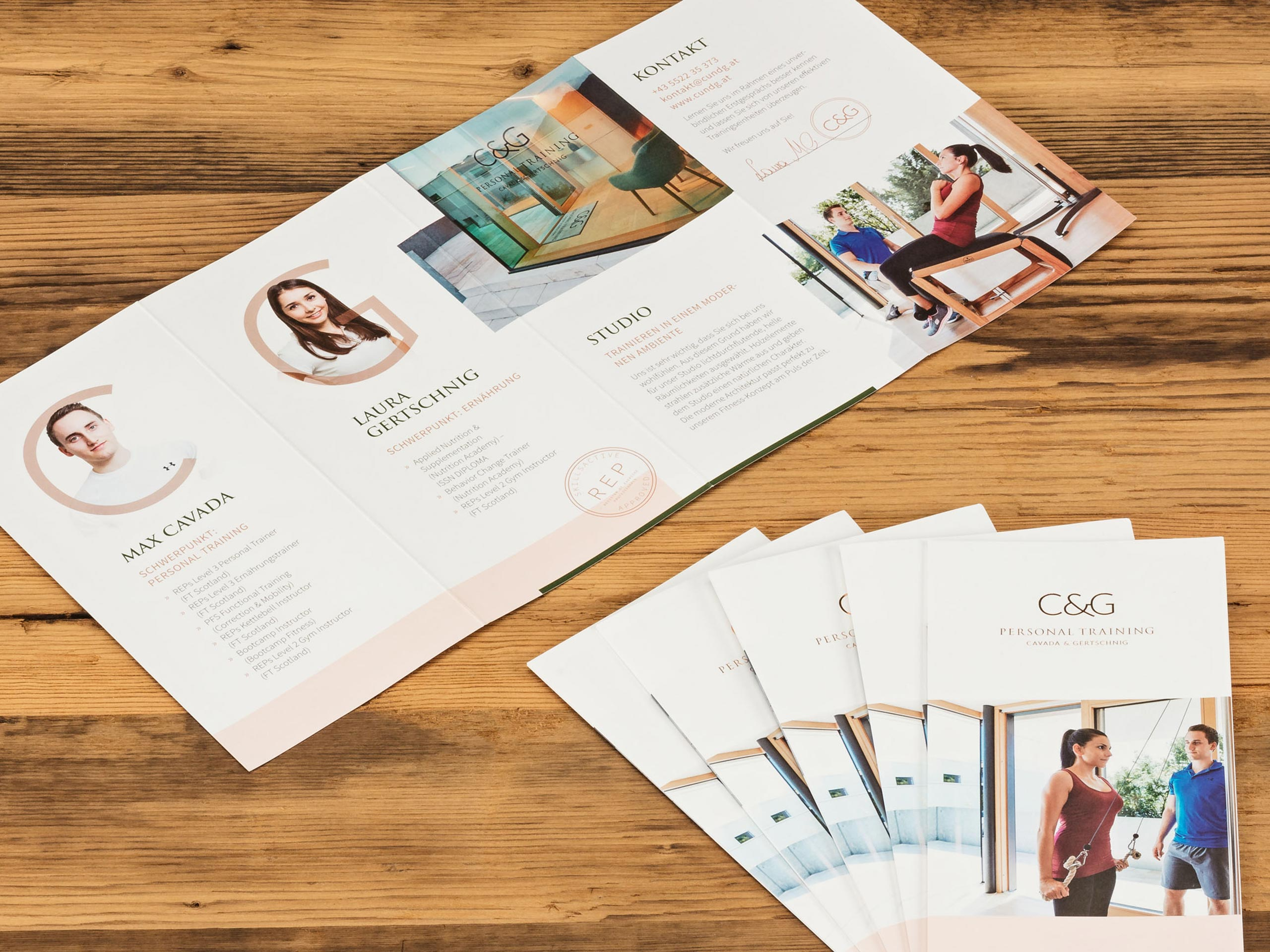 C & G –Broschüre