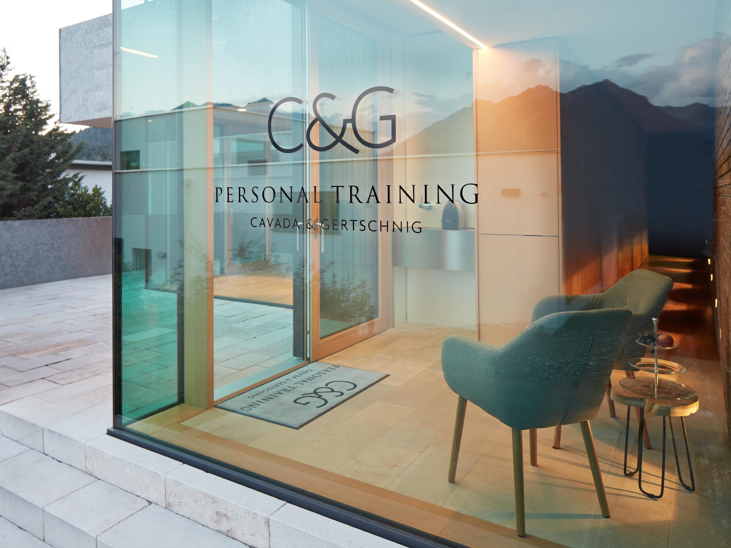 C&G Personal Training – Eingang