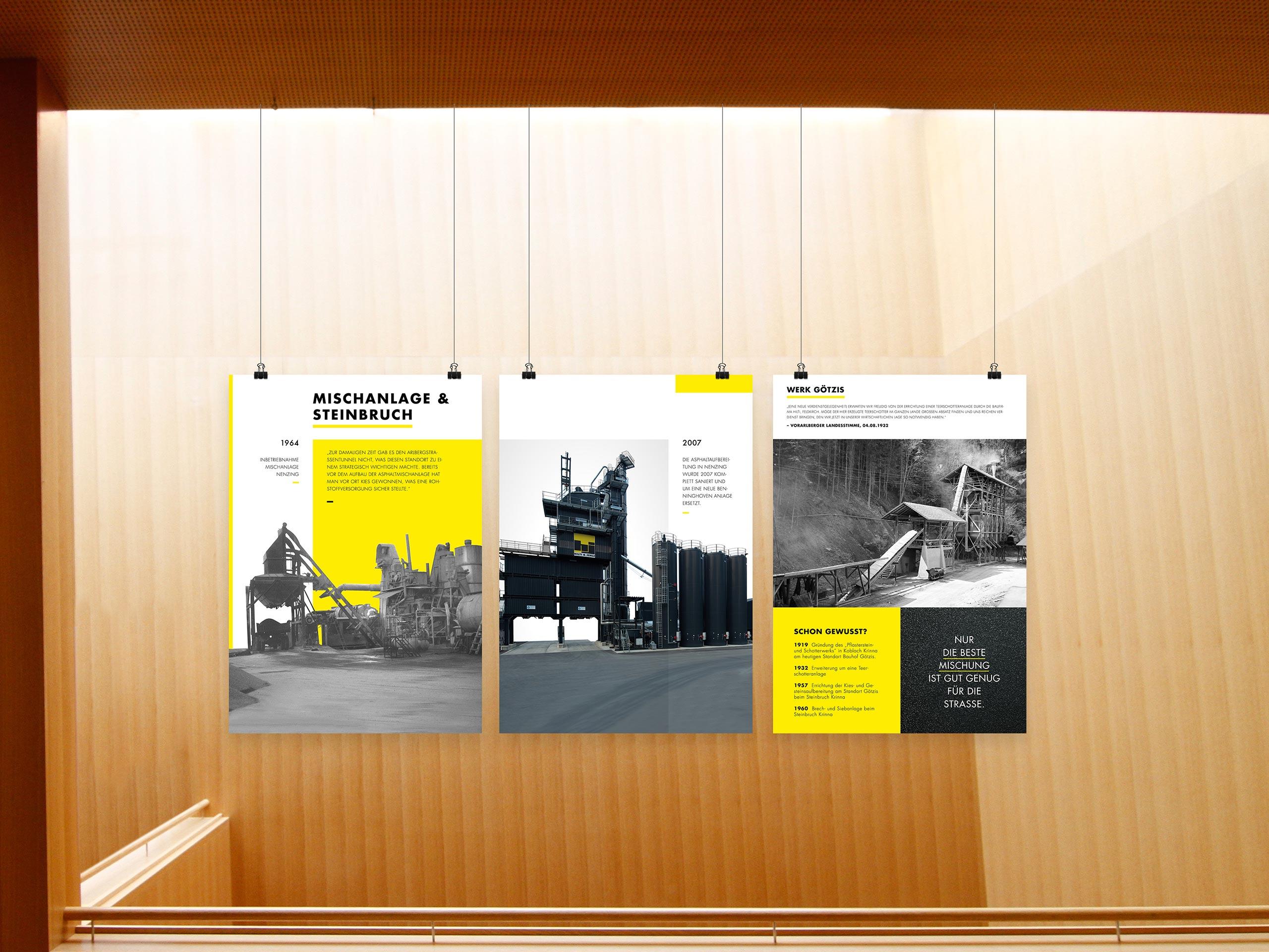 Hilti & Jehle – Plakatreihe – Mischanlage