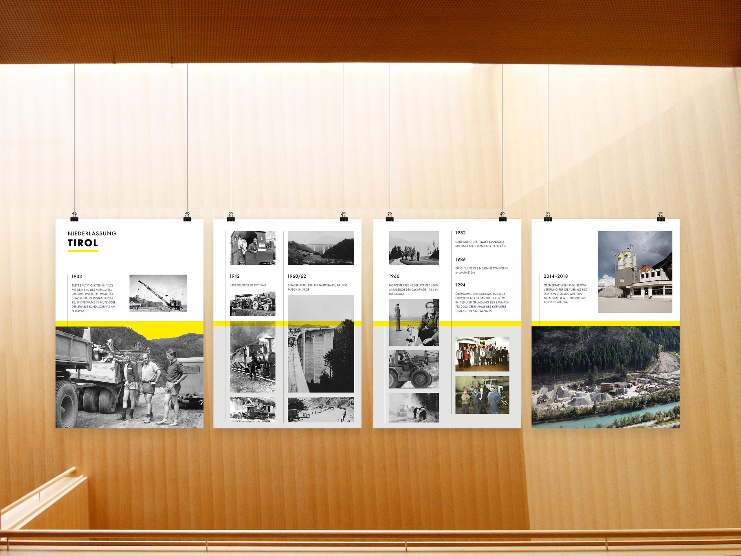 Hilti & Jehle – Plakatreihe – Tirol