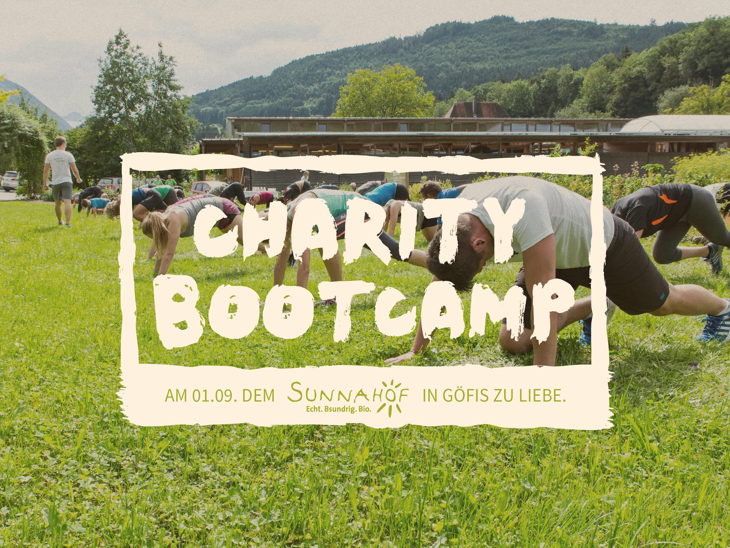 RAW Fitness – Charity Bootcamp