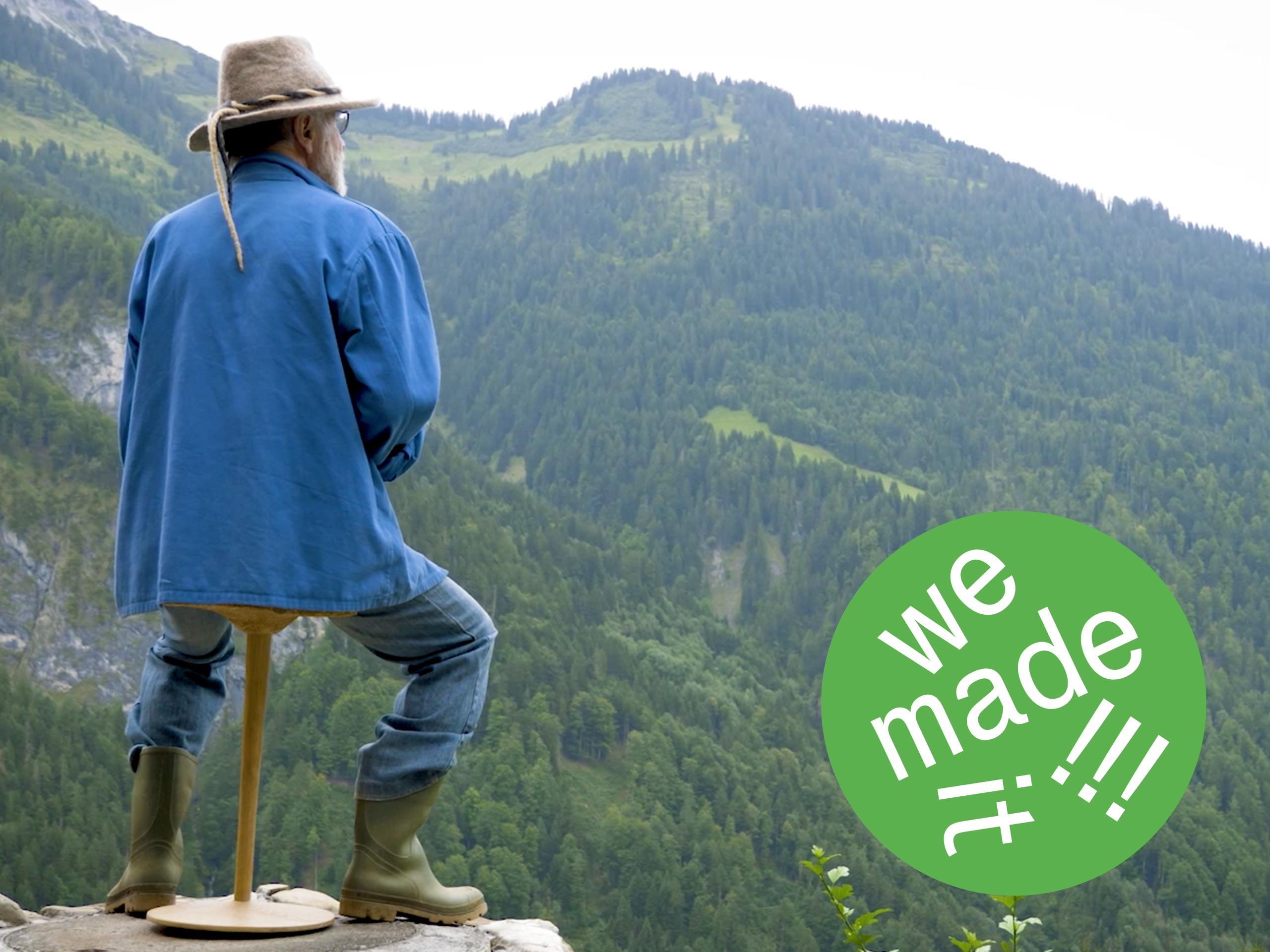 Spurenlos Möbeldesign – Hocker – Crowdfunding Erfolg