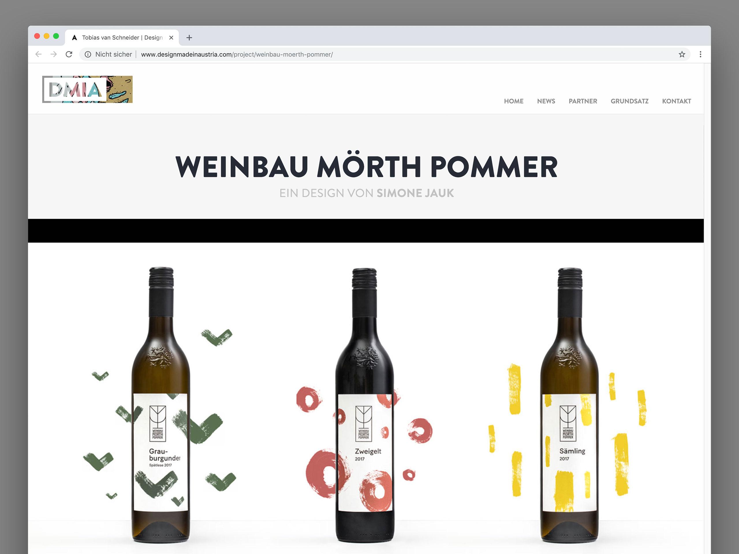 Design made in Austria – Plattform – Werkschau