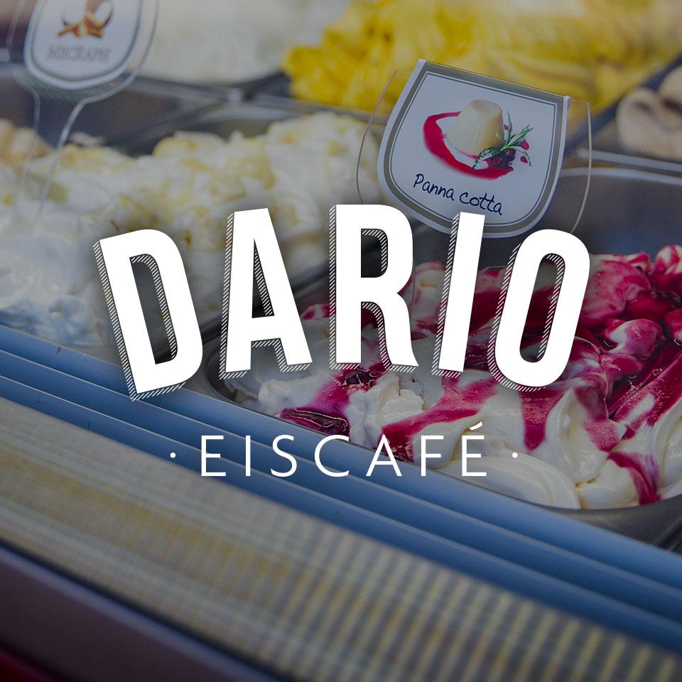 Dario Eiscafé – Titelbild mobile