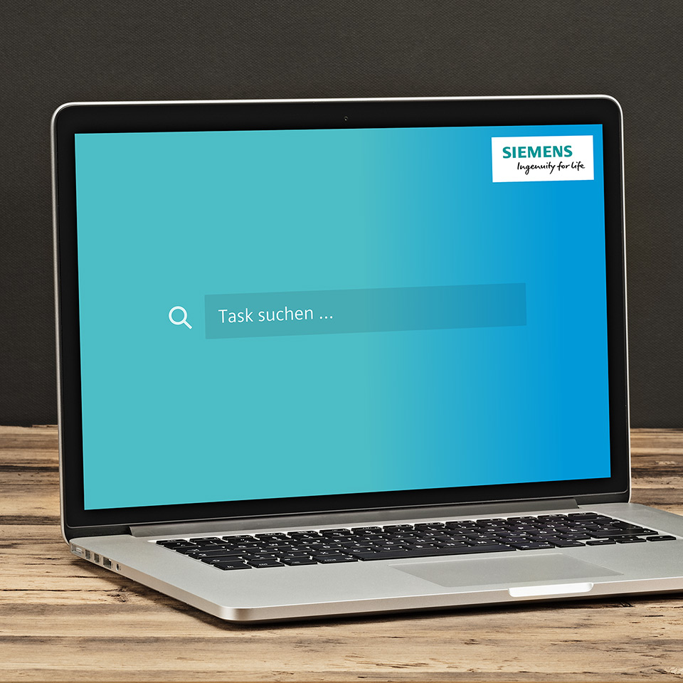 Siemens –Titelbild mobile