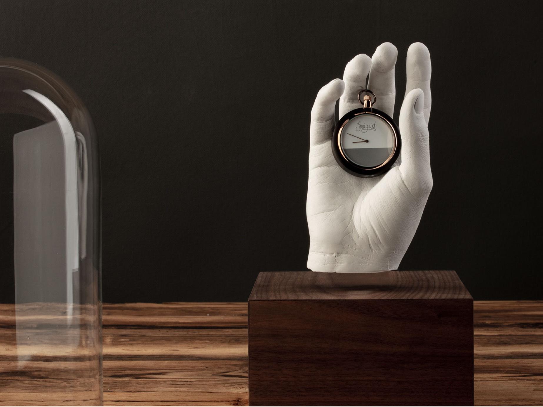 Freigeist Uhr – Prototyp