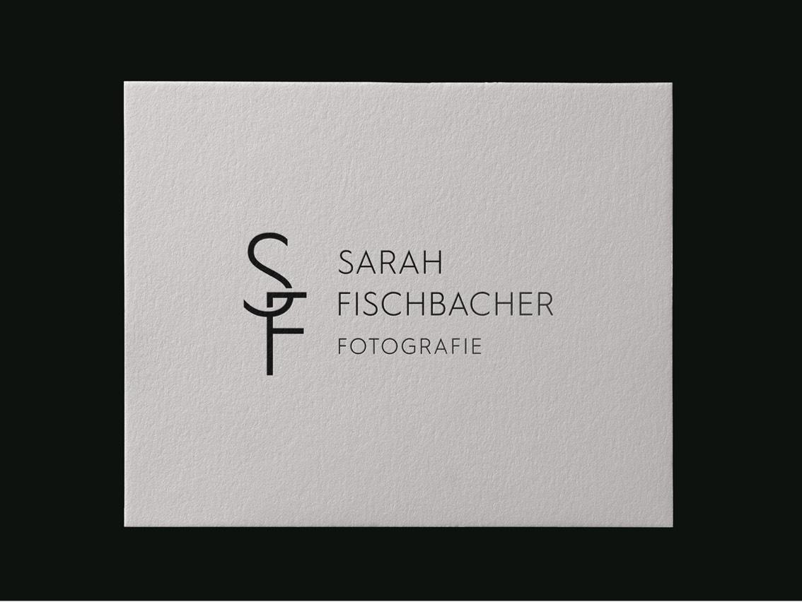Sarah Fischbacher Fotografie Logo